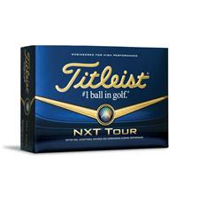 Titleist Custom Logo NXT Tour Golf Balls