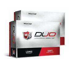 Wilson Staff Duo Double Dozen Golf Balls