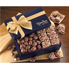 English Butter Toffee & Chocolate Almonds