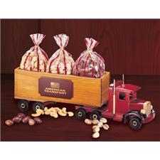 Classic Eighteen Wheeler - Chocolate Almonds, Cashews, Pistachios