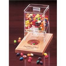 Jelly Bean Desktop Dispenser - Multi-Color Assortment