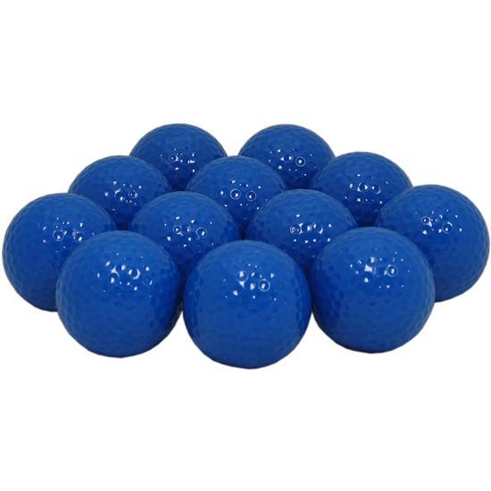 Blank Brown Golf Balls Golfballs.com