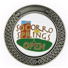 Logo Golf Custom Logo MegaMarker w/ Removable Ball Marker