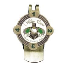 Logo Golf Custom Logo Springer Pocket Clip