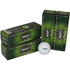 Precept Laddie X Logo Golf Balls