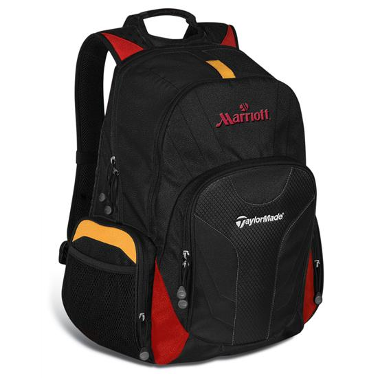 Taylor Made Custom Performance Business Backpack