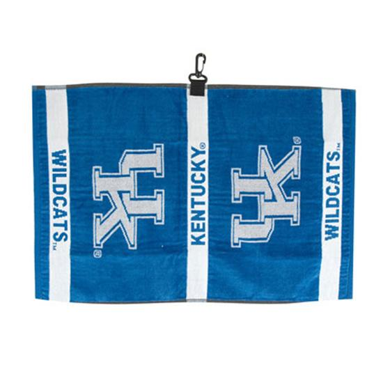 Team Effort Collegiate Jacquard Golf Towel