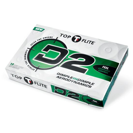Top-Flite D2 Feel Golf Ball