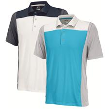Adidas Men's Puremotion ClimaCool Color Block Polo