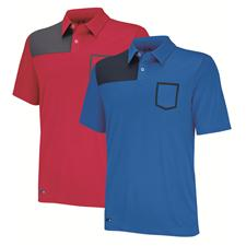 Adidas Men's Puremotion ClimaCool Color Pop Pocket Polo