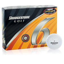 Bridgestone e6 Personalized Golf Balls - Prior Generation