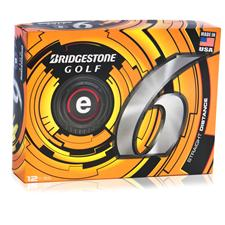 Bridgestone e6 Personalized Golf Balls