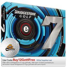 Bridgestone e7 Logo Golf Balls
