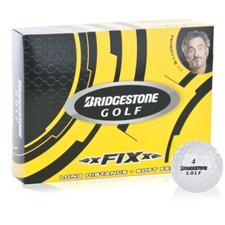 Bridgestone xFIXx Personalized Golf Balls