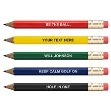 Classic Personalized Golf Pencils
