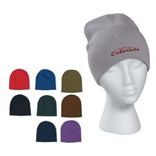 Logo Golf Custom Logo Knit Beanie Cap