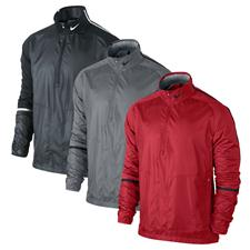 Nike Men's 1/2-Zip Wind Jacket