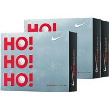 Nike RZN Black Golf Balls - Buy 2 DZ Get 1 DZ FREE
