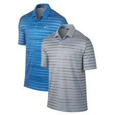 Nike Men's TW Iridescent Polo Manufacturer Closeouts