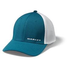 Oakley Men's Silicon Bark Trucker 3.0 Hat
