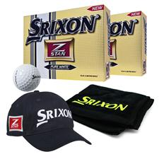 Srixon Z Star 3 Double Dozen Golf Ball Pack