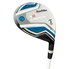 Tour Edge Hot Launch Draw Fairway Wood for Women