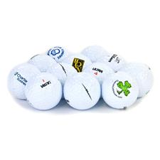 Wilson Mixed Logo Overrun Golf Balls
