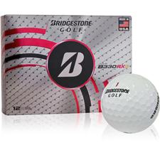 Bridgestone Tour B330-RXS Personalized Golf Balls