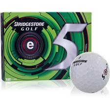 Bridgestone Prior Generation e5 Personalized Golf Balls