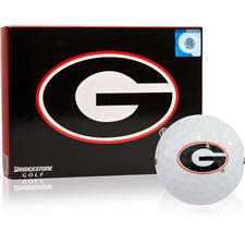 Bridgestone Georgia Bulldogs e6 Collegiate Golf Balls
