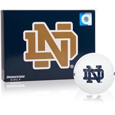 Bridgestone Notre Dame Fighting Irish e6 Collegiate Golf Balls