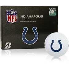 Bridgestone Indianapolis Colts e6 NFL Golf Balls
