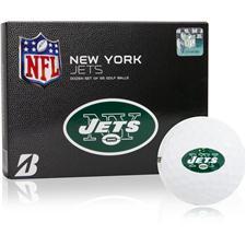 Bridgestone New York Jets Prior Generation e6 NFL Golf Balls