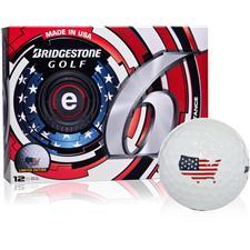 Bridgestone e6 USA Packaging Golf Balls