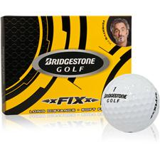 Bridgestone xFIXx Photo Golf Balls