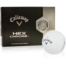 Callaway Golf Hex Chrome+ Golf Balls