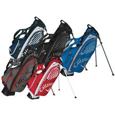 Callaway Golf Hyper-Lite 3 Stand Bag - 2015 Model