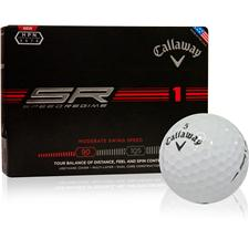 Callaway Golf Speed Regime 1 High Number Golf Balls