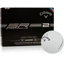 Callaway Golf Speed Regime 2 Logo Golf Balls