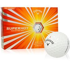 Callaway Golf Super Hot Golf Balls - 2015 Model
