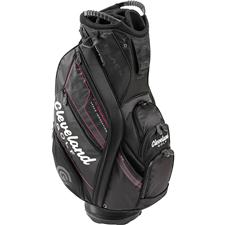 Cleveland Golf CG Black Cart Bag for Women - 2015 Model