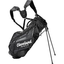 Cleveland Golf CG Black Stand Bag - 2015 Model