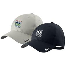 Nike Men's Tech See Feel Trust Logo Hat