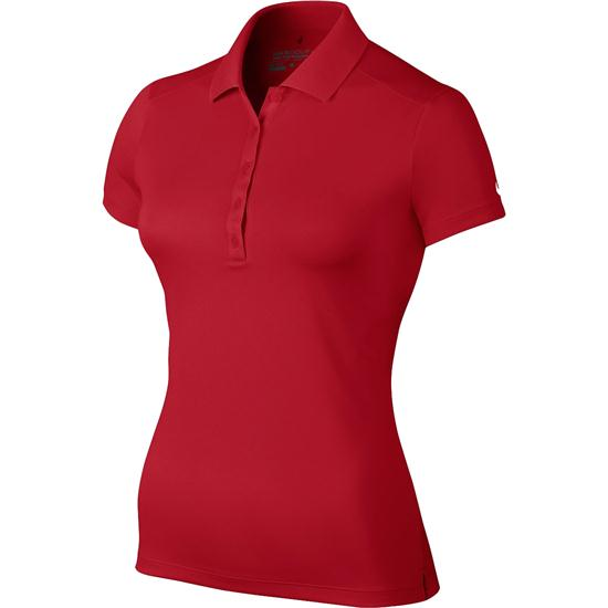 Nike victory personalized core polo for women university for Custom nike golf shirts