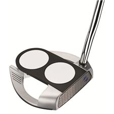 Odyssey Golf Works Tank Versa 2-Ball Fang Putter