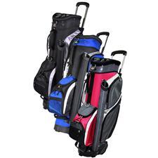 RJ Sports Wheeled Transport Cart Bag