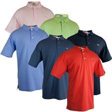 TABASCO Brand Men's Basic Pique Polo
