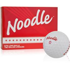 Taylor Made Noodle Long Golf Balls