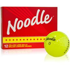 Taylor Made Noodle Long Yellow Golf Balls