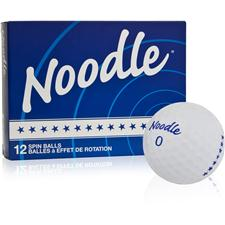 Taylor Made Noodle Spin Photo Golf Balls